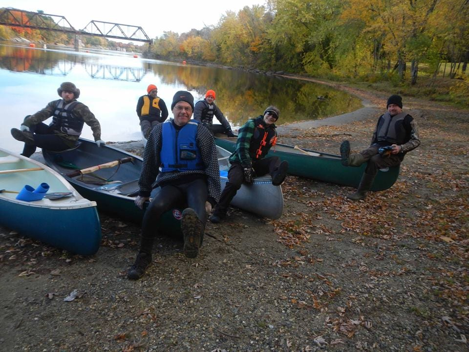 The GIT crew before a great day of fun! Photo courtesy of Alice's Awesome Adventures