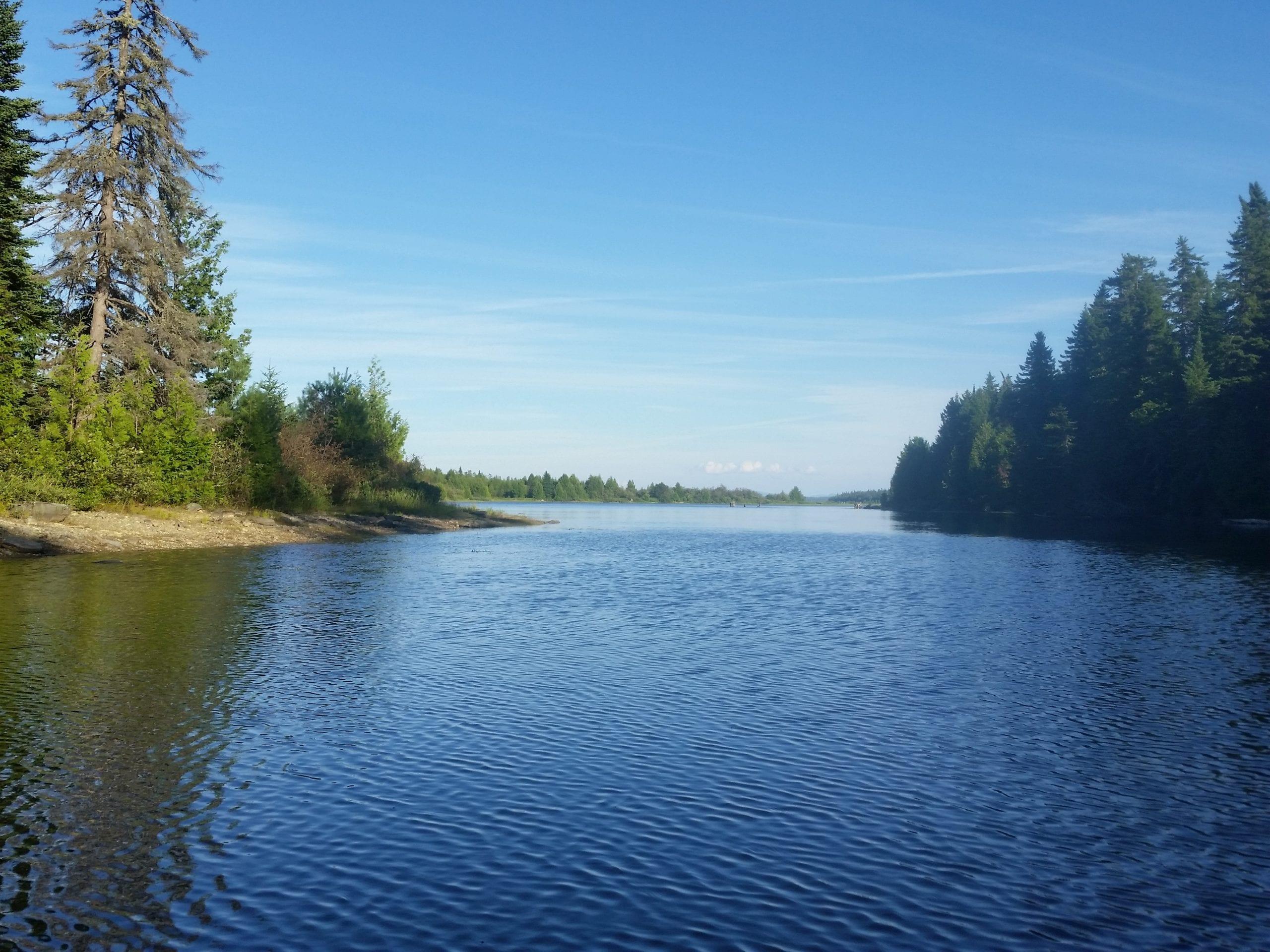 Allagash Wilderness Waterway (AWW) Chamberlain Lake