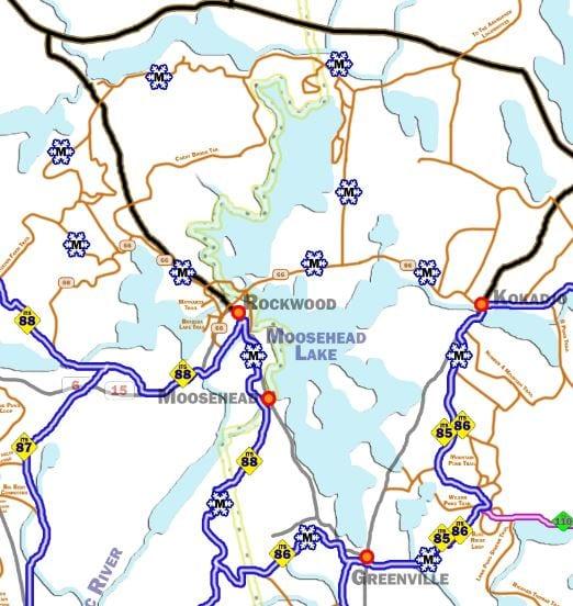 Moose Loop Trail
