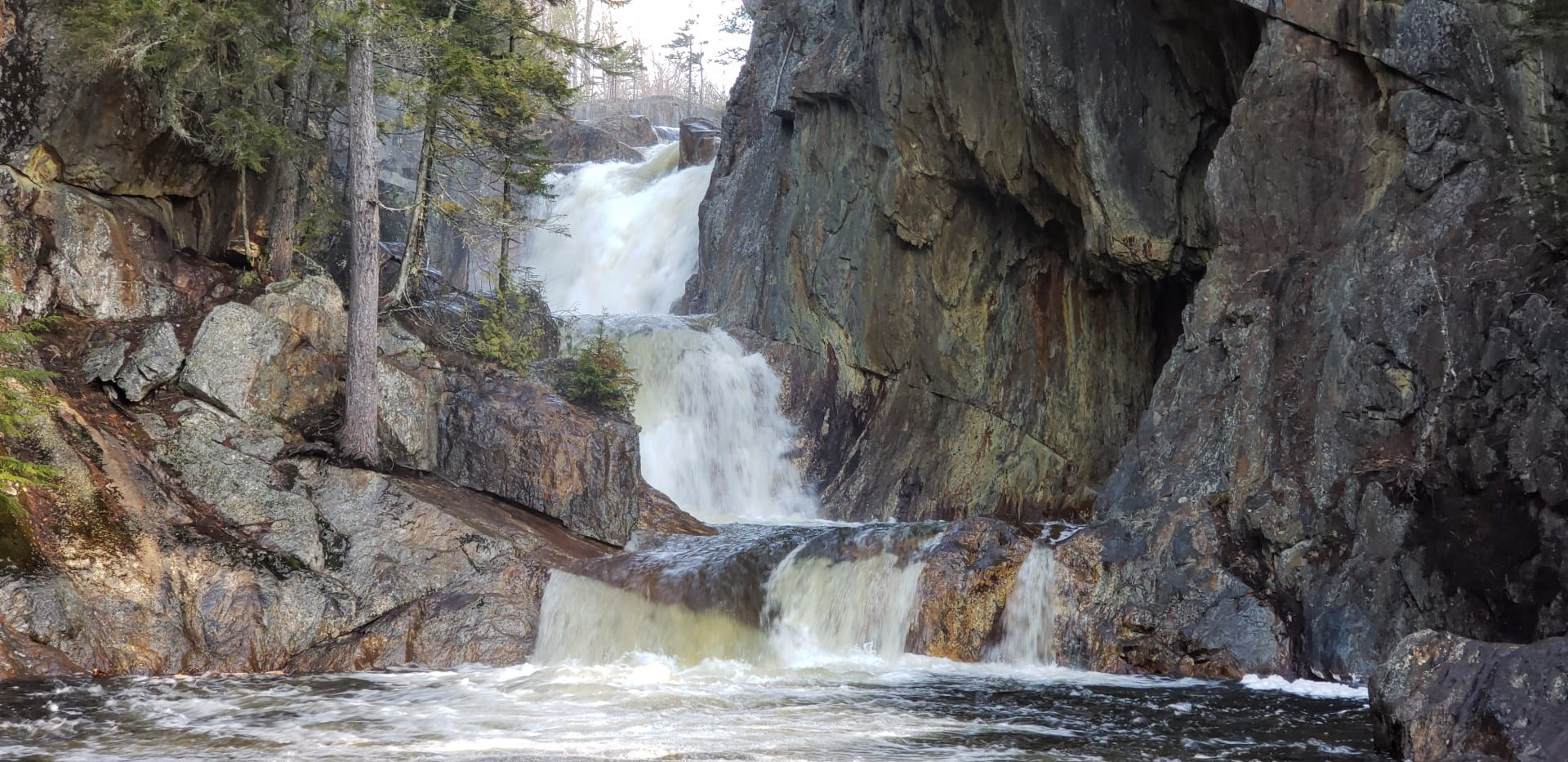 Smalls Falls