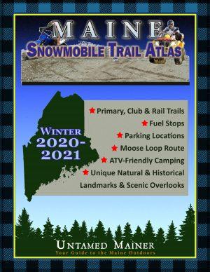 2020 2021 Maine Snowmobile Trail Atlas